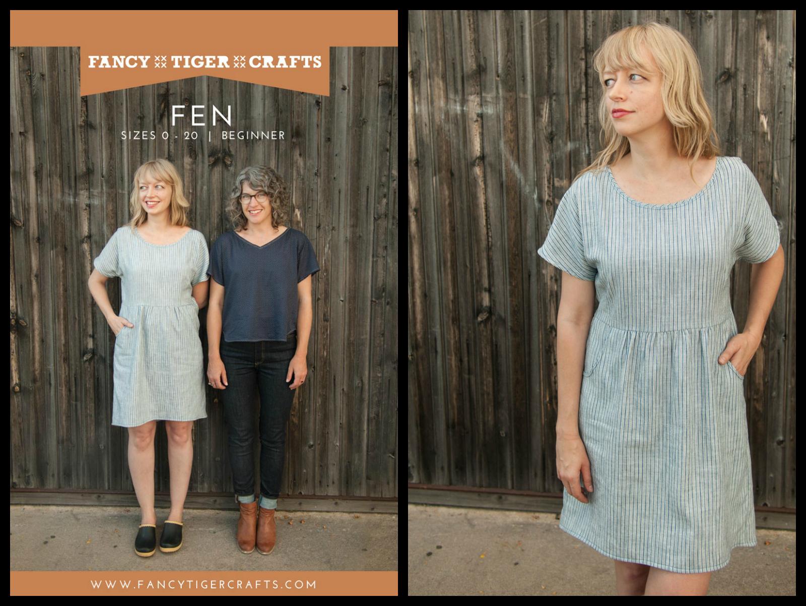 Fen by Fancy Tiger Crafts
