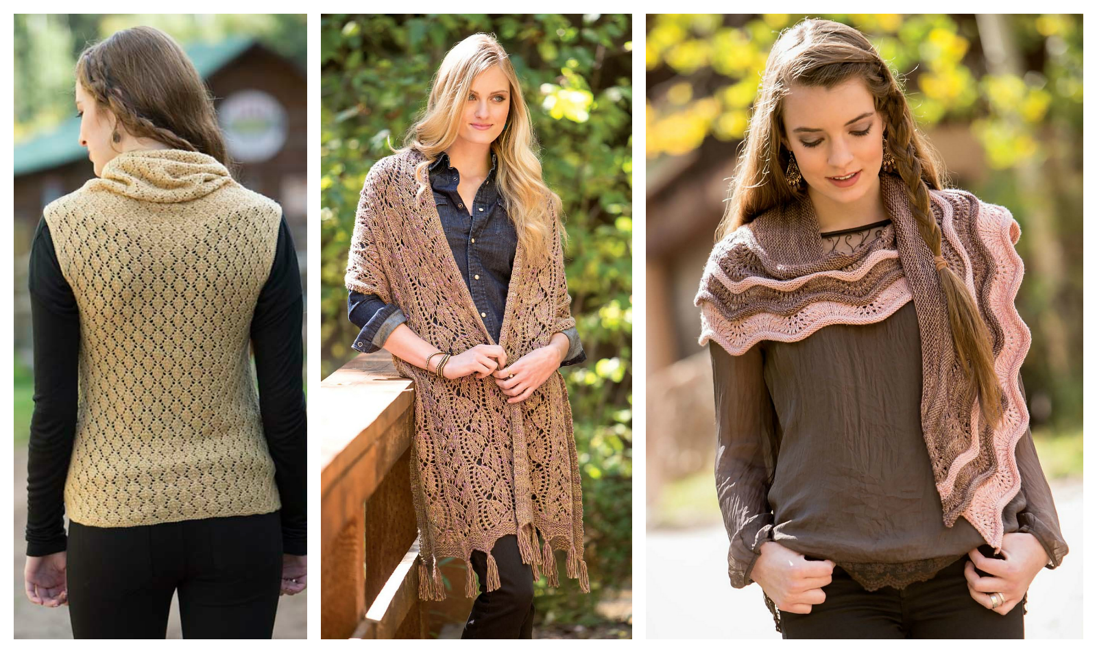 New Lace Knitting Book Review