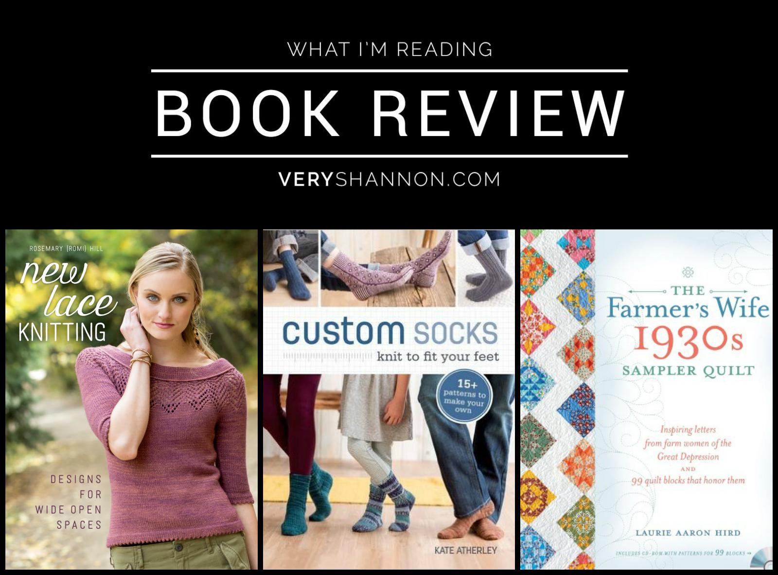 Book Reviews on VeryShannon.com