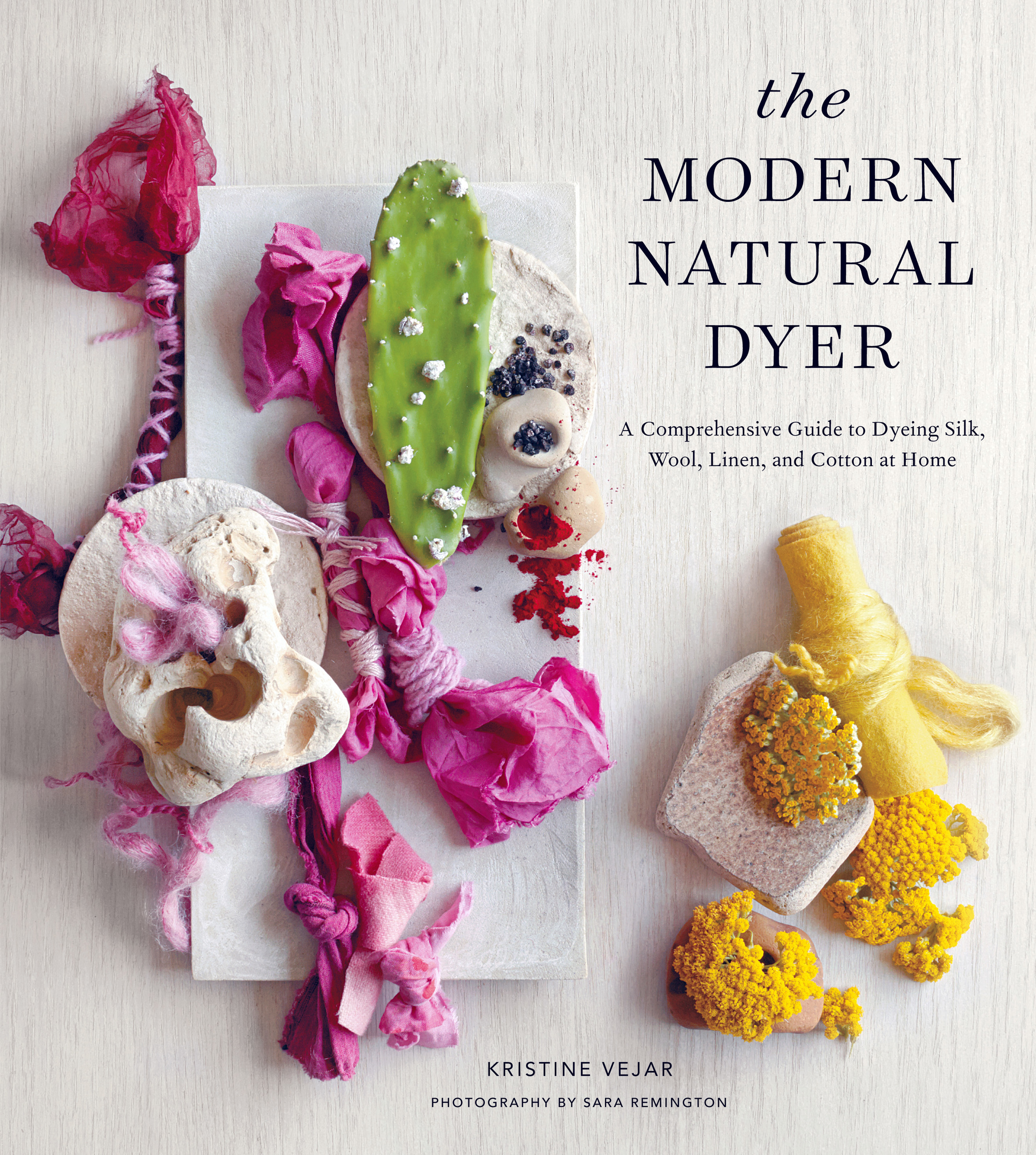 The Modern Natural Dyer Giveaway & Review