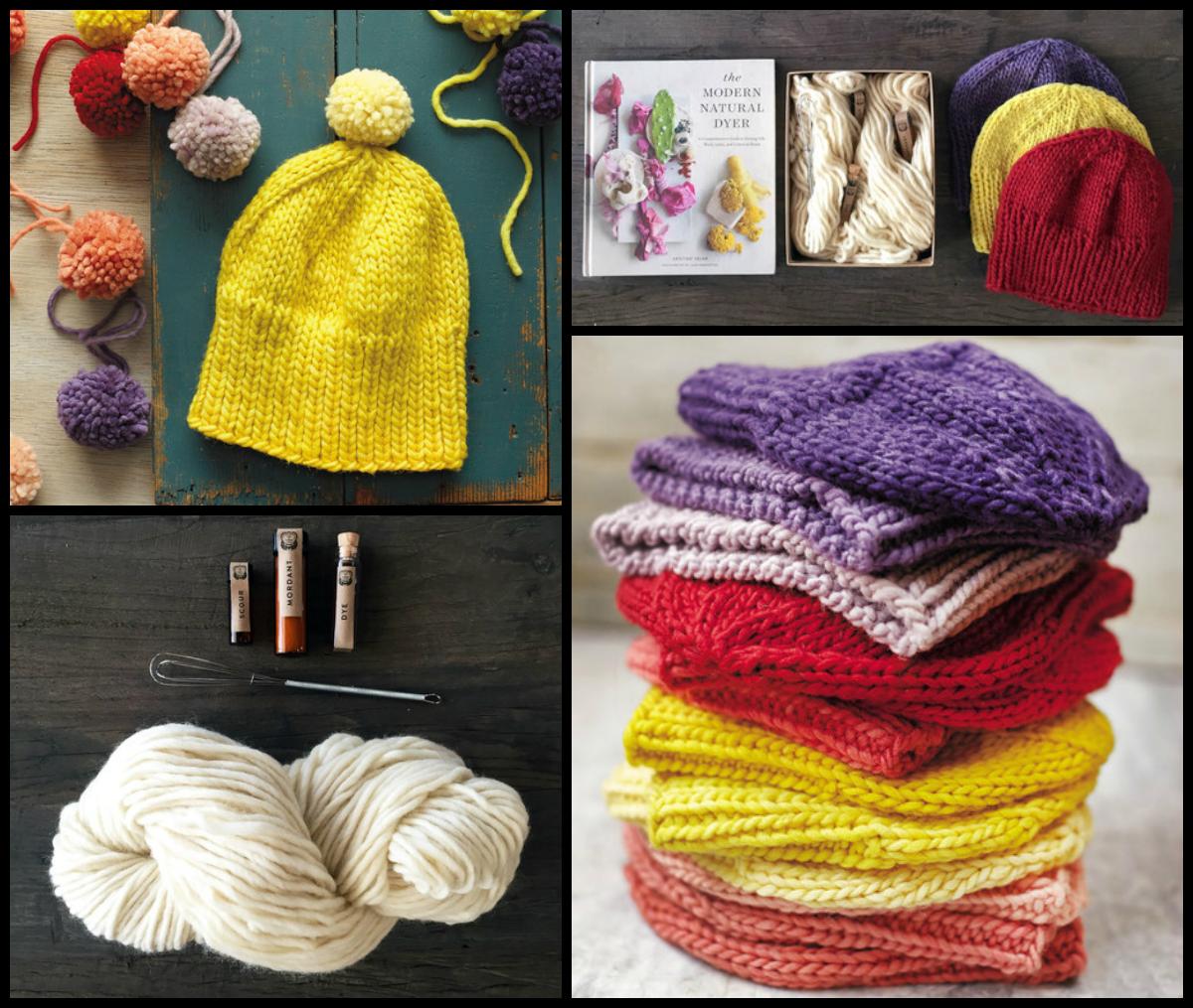 Northwoods Hat Dye Kit
