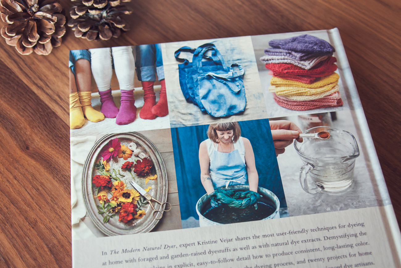 Modern Natural Dyer Review & Giveaway