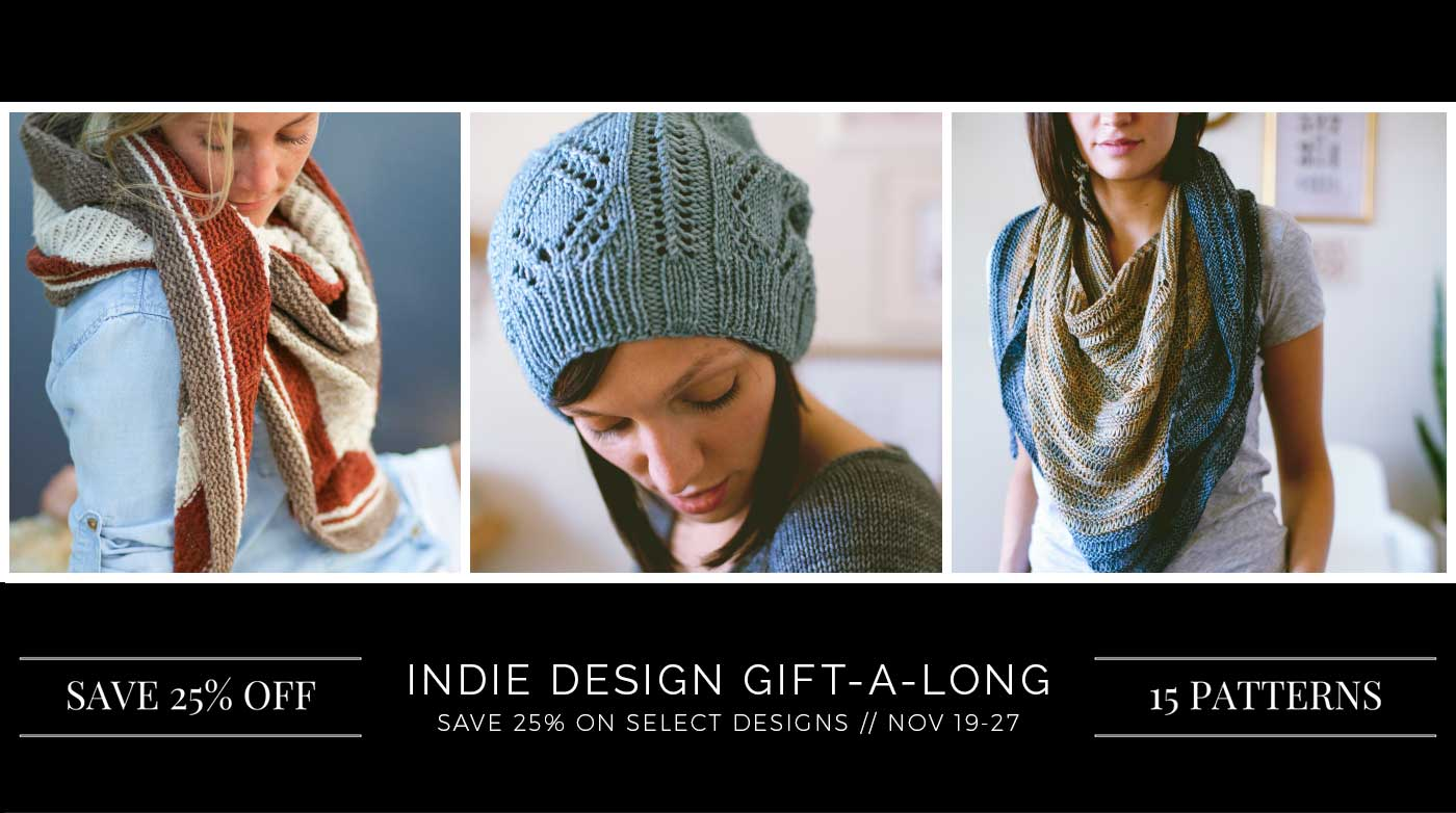 Indie Designer Gift-A-Long