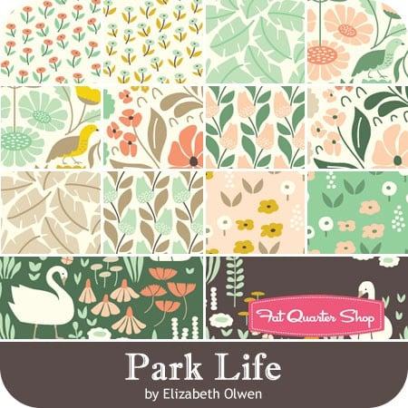 Park Life at Fat Quarter Shop