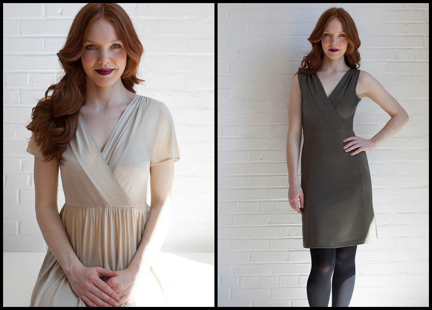 Wren Dress by Colette Patterns