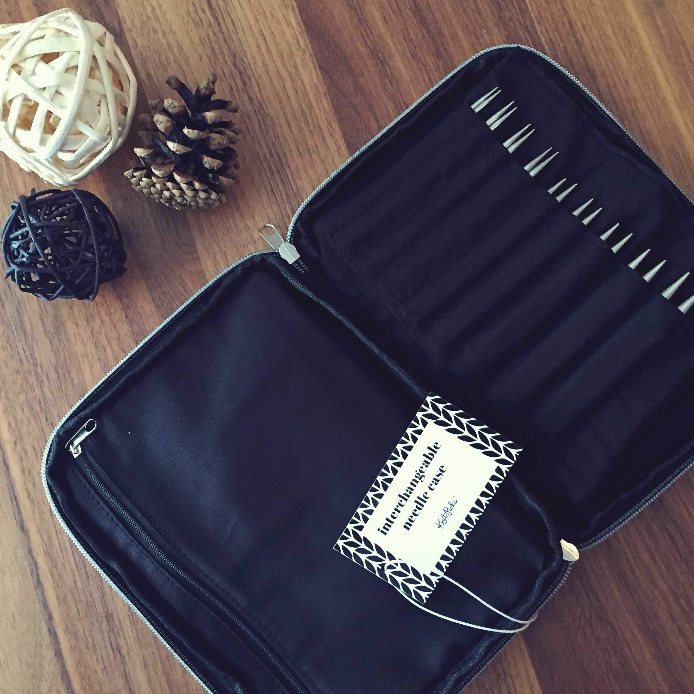 Knit Picks Interchangeable Needle Case on VeryShannon.com