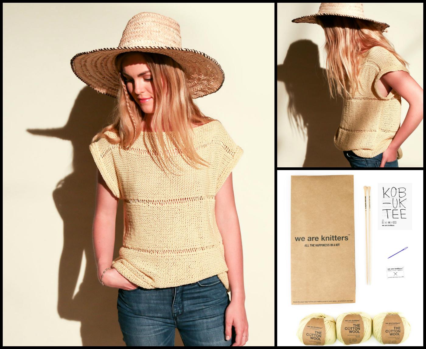 Kobuk Tee Kit from We Are Knitters #tttkal #tttkal16