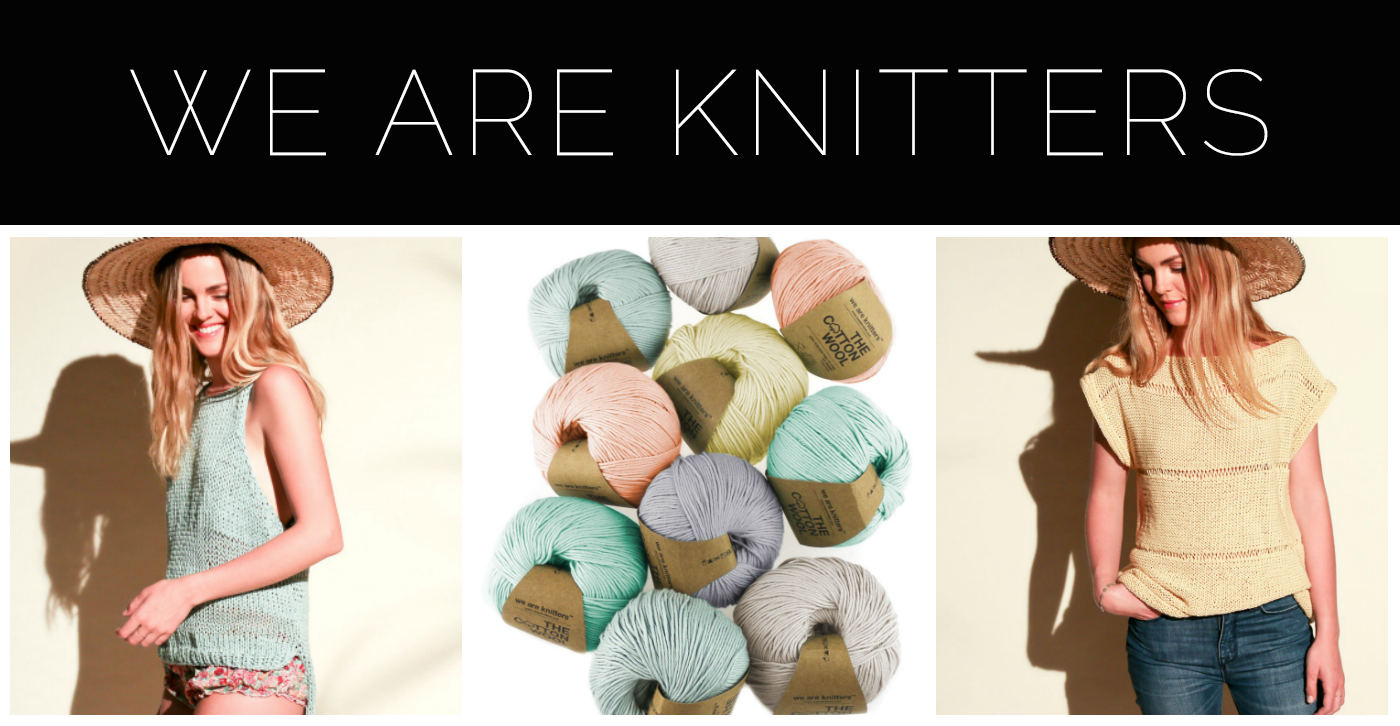Tops Tanks and Tees Giveaway 2016 We Are Knitters #tttkal #tttkal16