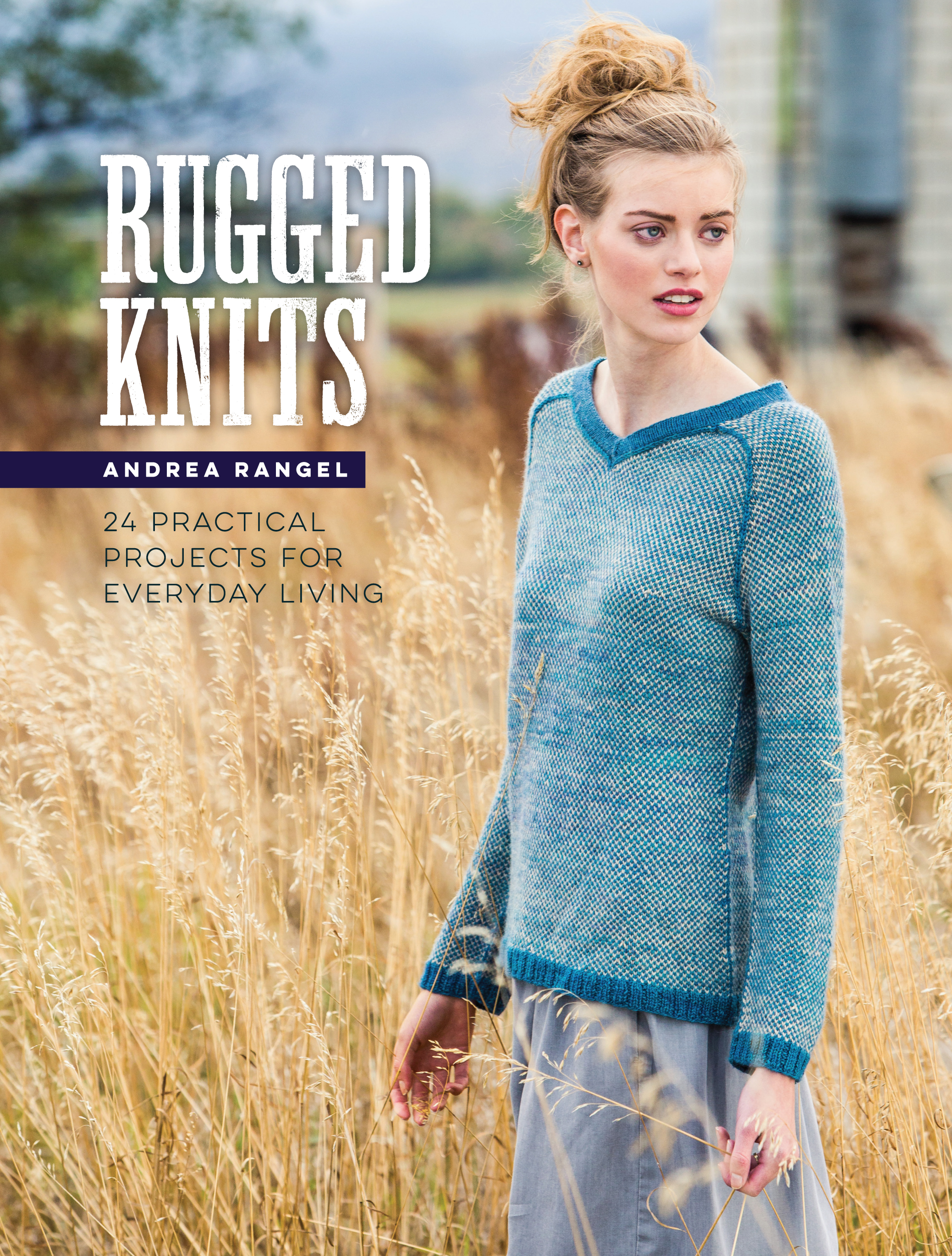 Rugged Knits by Andrea Rangel Book Review & Giveaway on Veryshannon.com