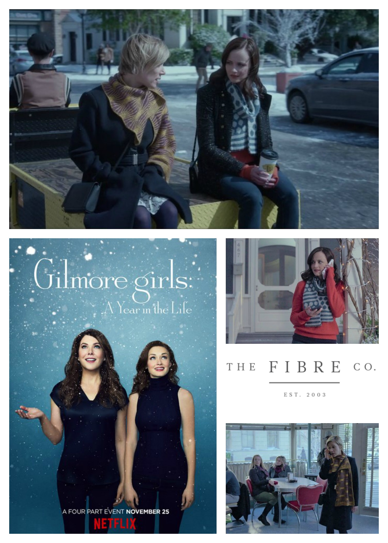 The Fibre Co. Gilmore Girls Yarn Giveaway on VeryShannon.com #ggkal16