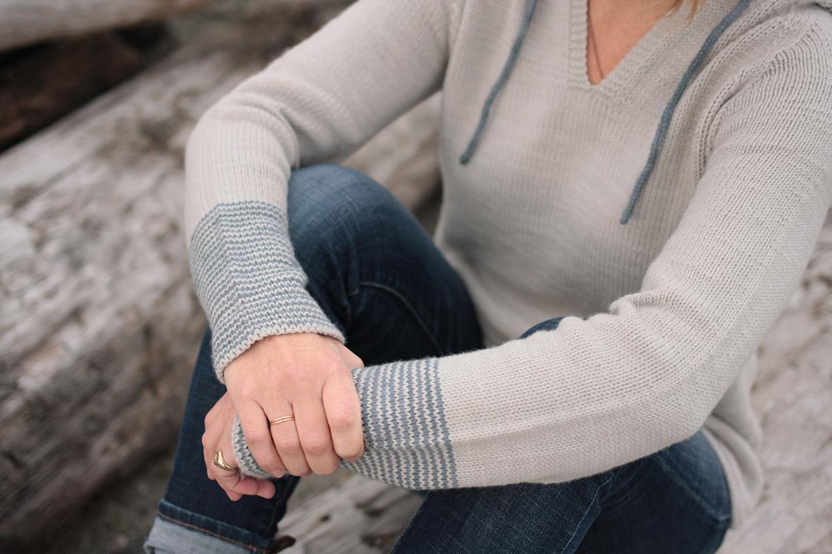 Lionheart Sweater by Shannon Cook & Jane Richmond