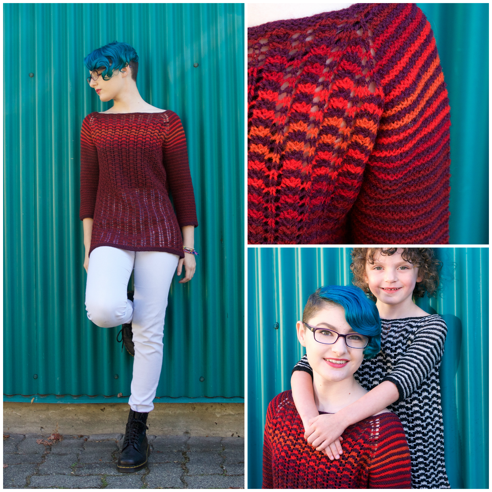 Tin Can Knits How to Knit Stripes on VeryShannon.com