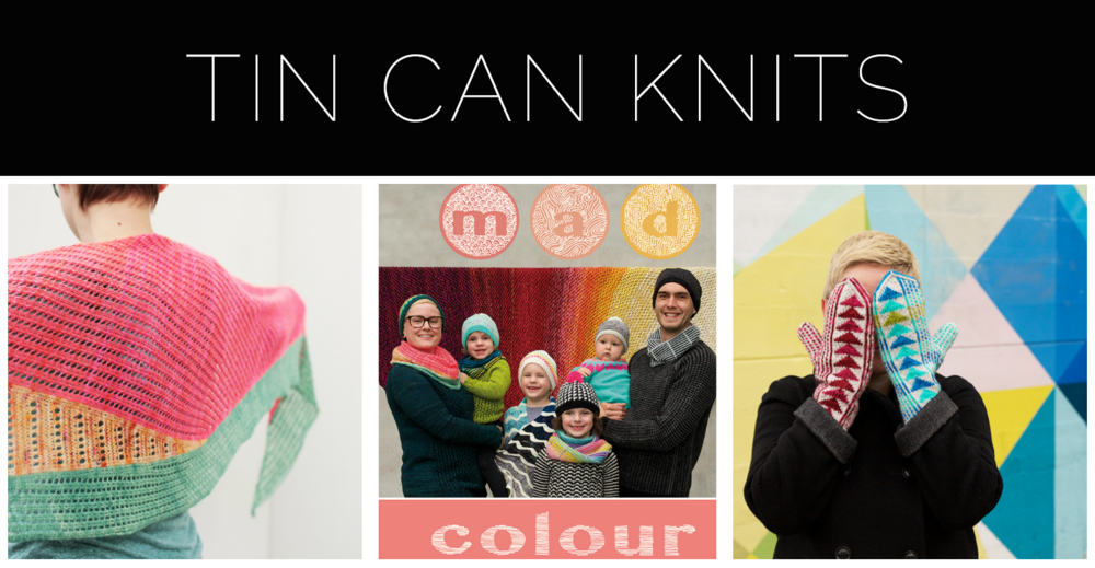 Tin Can Knits #sskal17