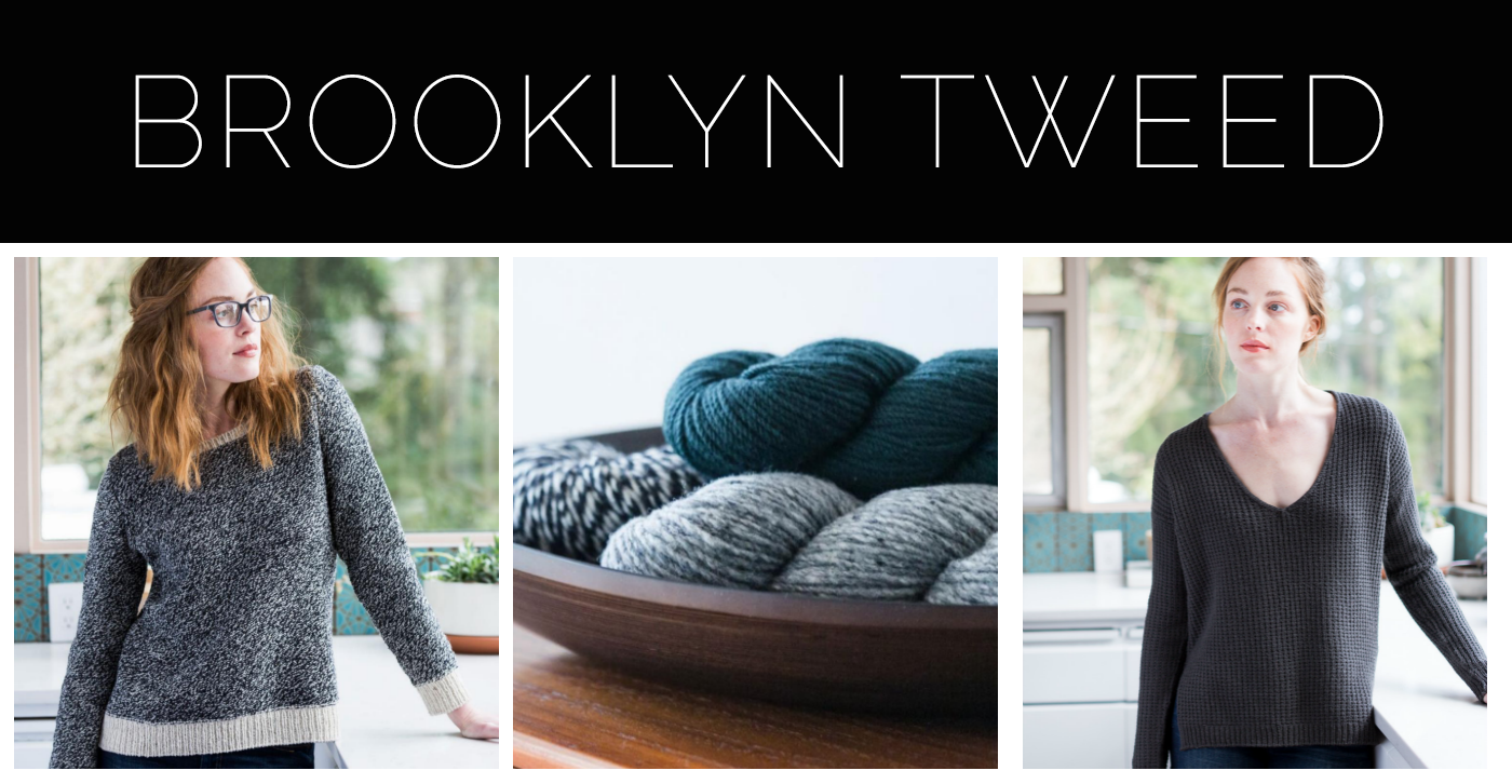 Brooklyn Tweed #sska17
