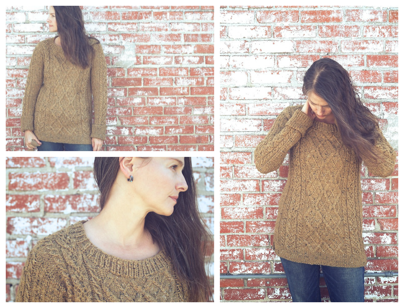 Journey   knit by Michelle Carter of My So Called Handmade Life (mamtronic)