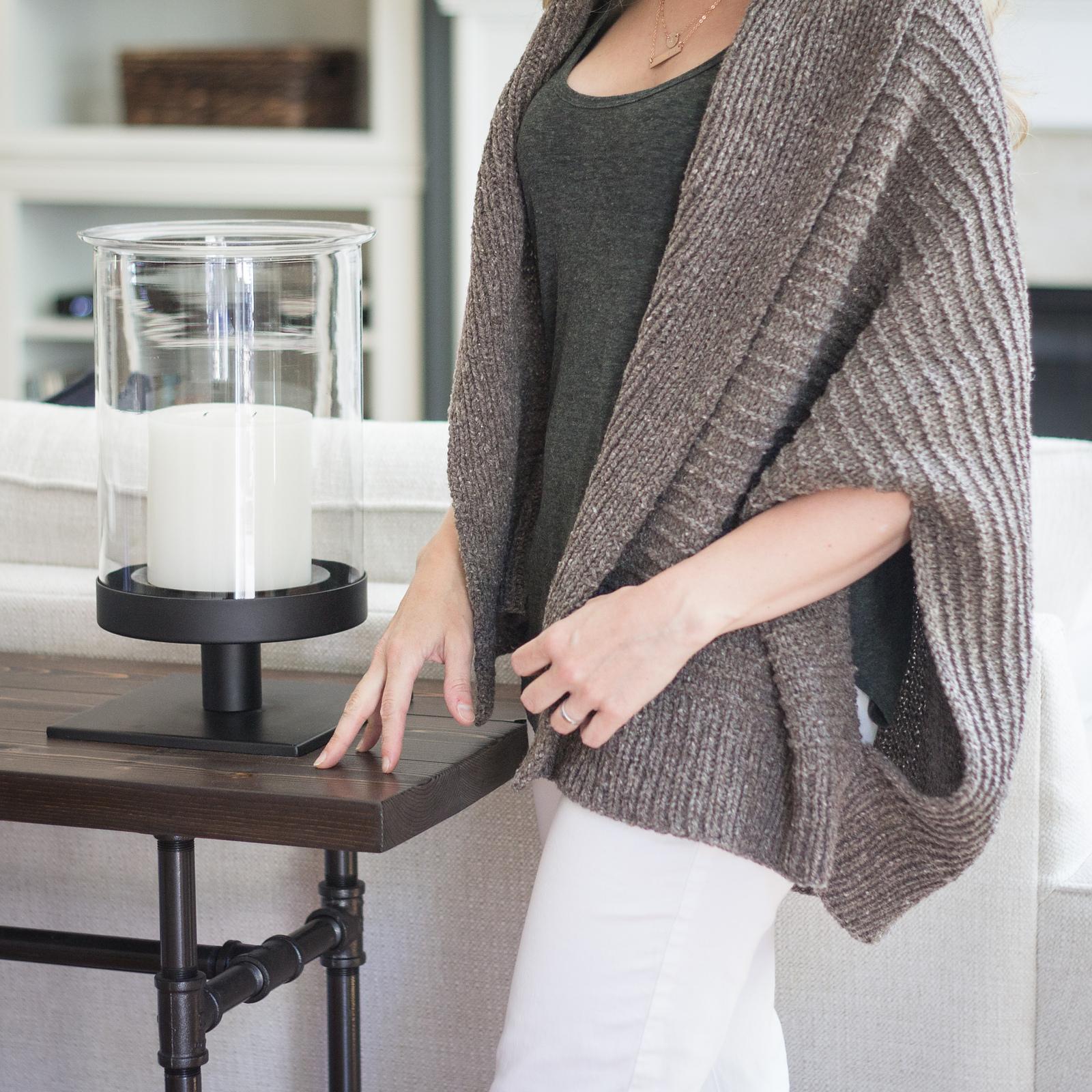 Veronika   knit by Betsy Farmer