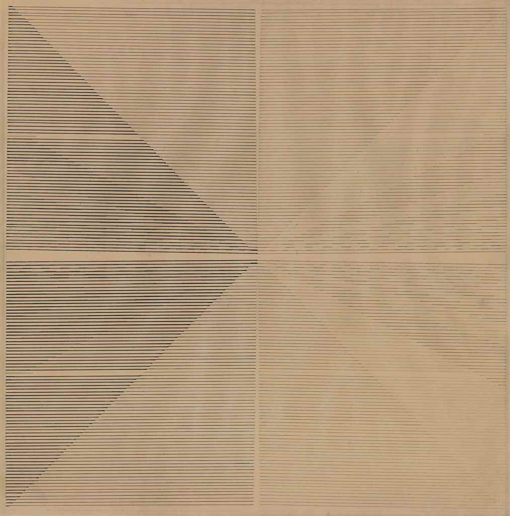Nasreen Mohamedi, Untitled
