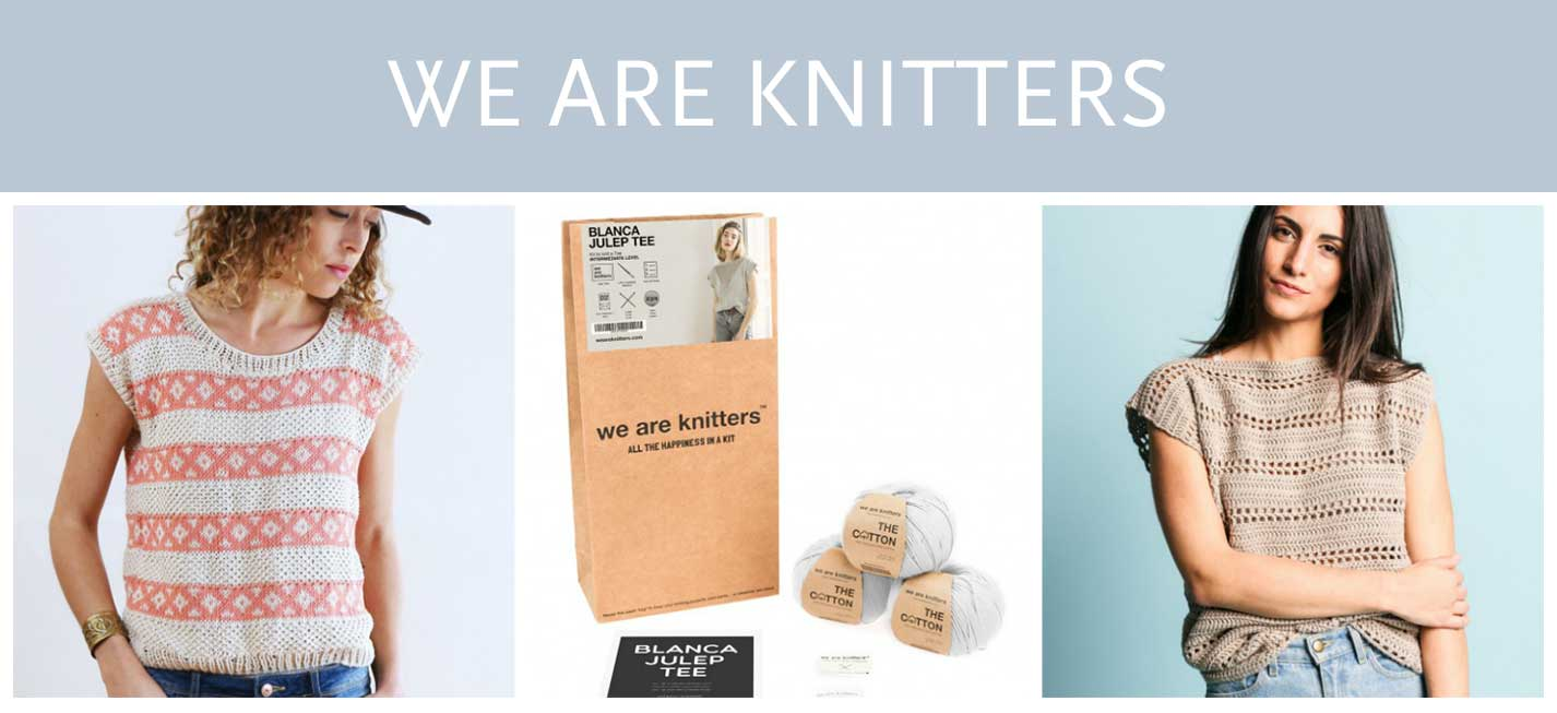 We Are Knitters #tttkal18