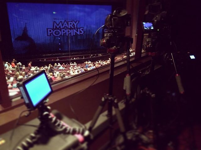I'm terrible at posting. It seems as though the only times I post I'm at #musicaltheatrewest. But here I am again! #marypoppins