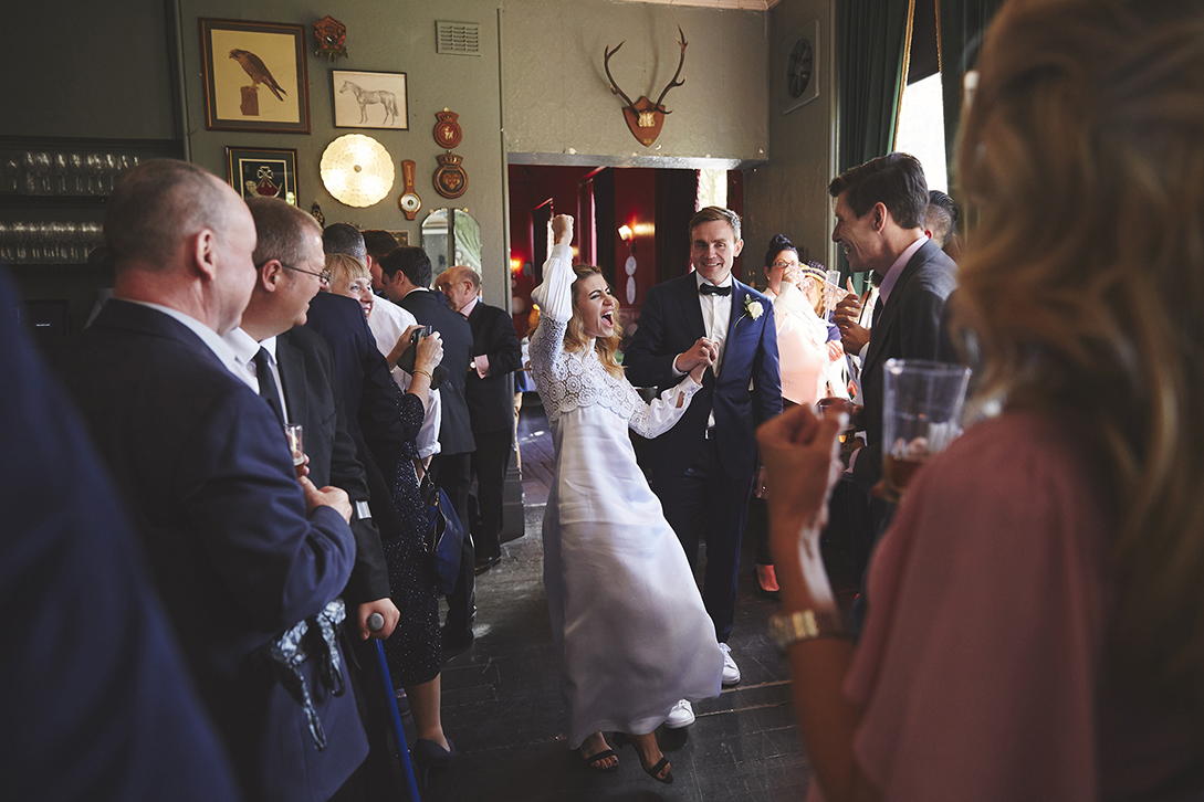 Asylum Chapel Peckham Wedding Photography | East Dulwich Tavern | Sara Lynd Weddings | Alternative, Documentary, Creative Wedding Photographer based in London