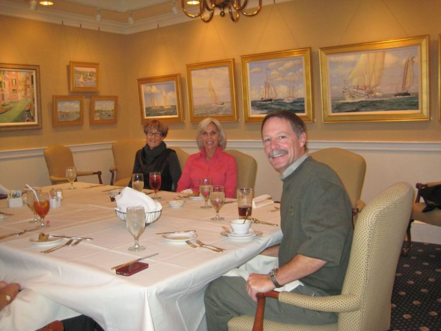 Art Roundtable with artist William R. Beebe