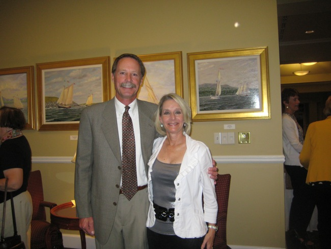 Kingsmill Event with William R. Beebe