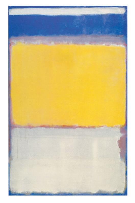 No. 10 by Mark Rothko