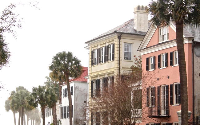 The Battery in Charleston SC Photo by William R. Beebe