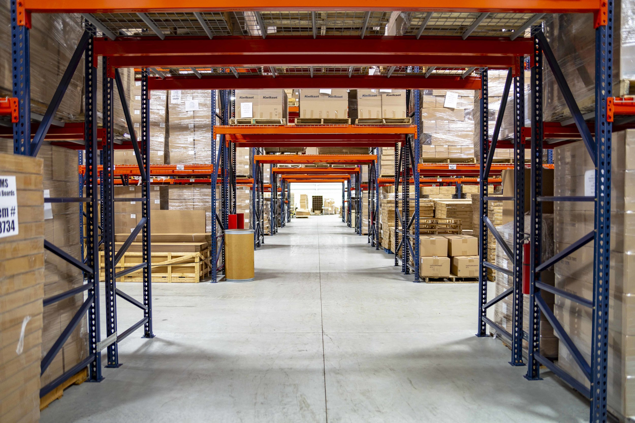 Let us help you manage your inventory