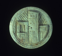 A token, perhaps a season ticket, to performances at the theatre.