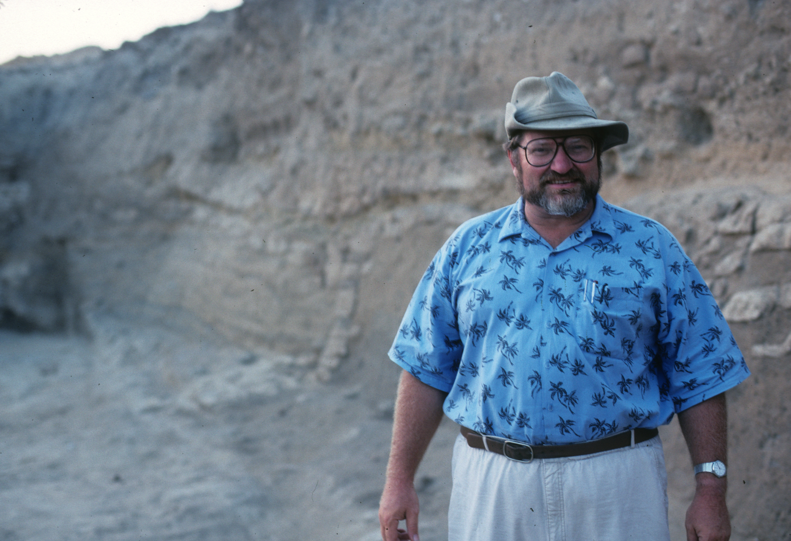 Lawrence E. Stager (1943-2017), historian, archaeologist, mentor