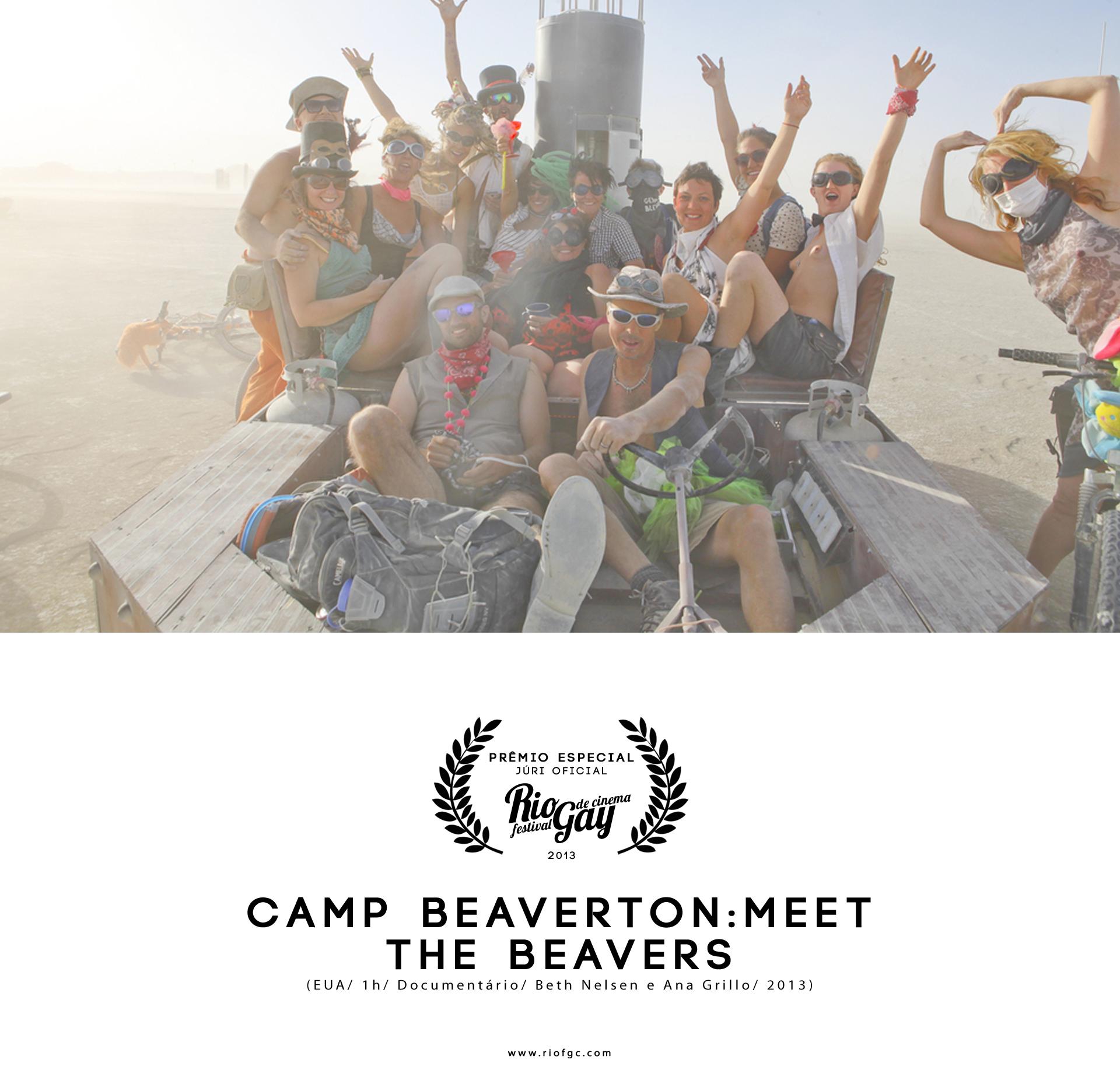 July 15, 2013 BEAVERS win Special Jury Award in Rio with 5 screenings!