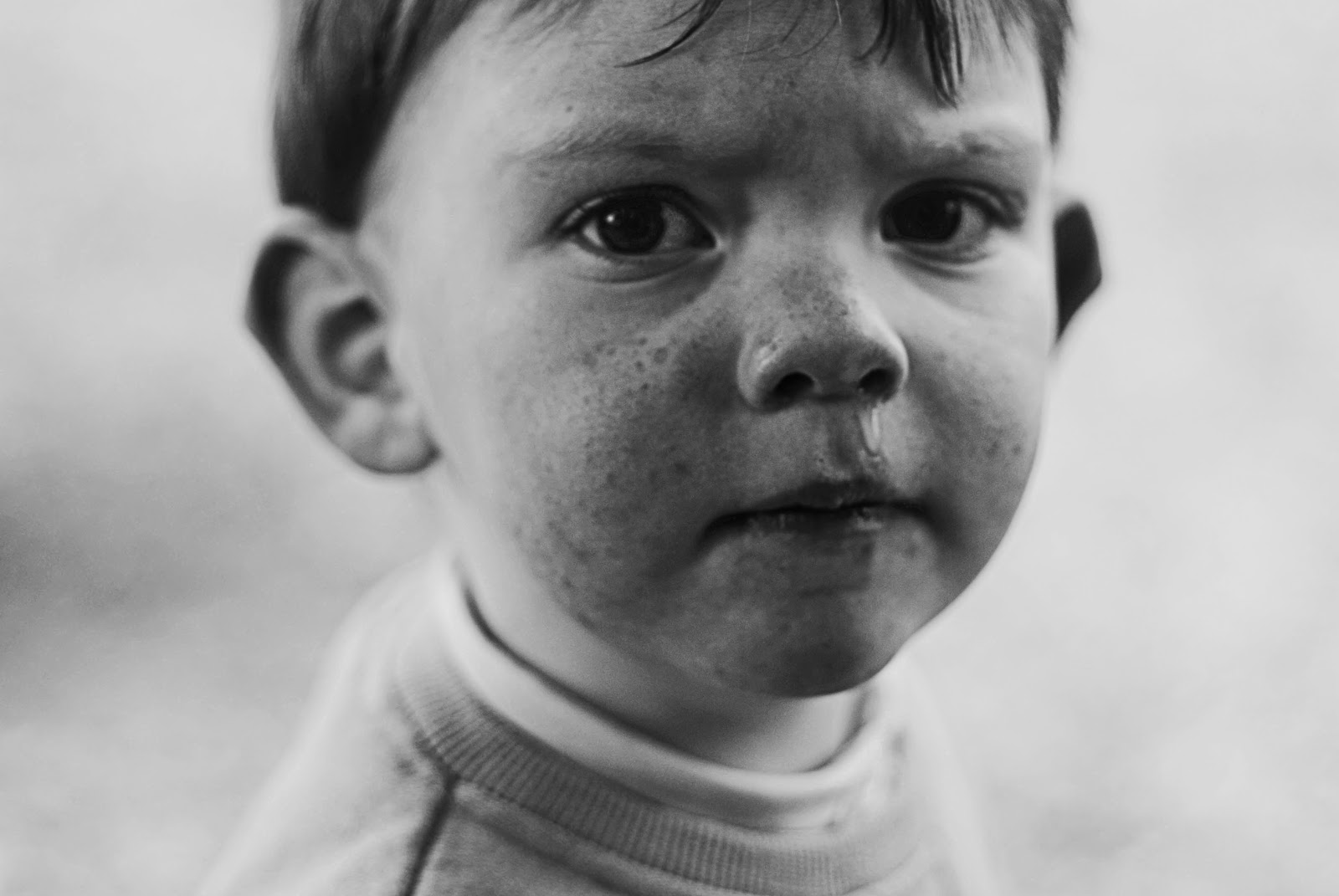 (because I have to have at least one photo for each post - and I can't show you my new work yet - here's an old photograph I took of a friend's child some time ago at a park)