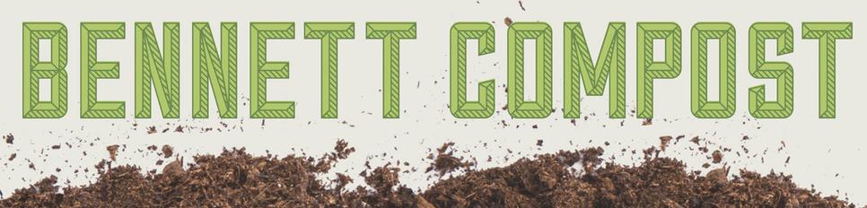 Composting Services   Bennett Compost   Voucher for 6 months of Bennett composting services and a free bag of compost.  Retail Value: $100