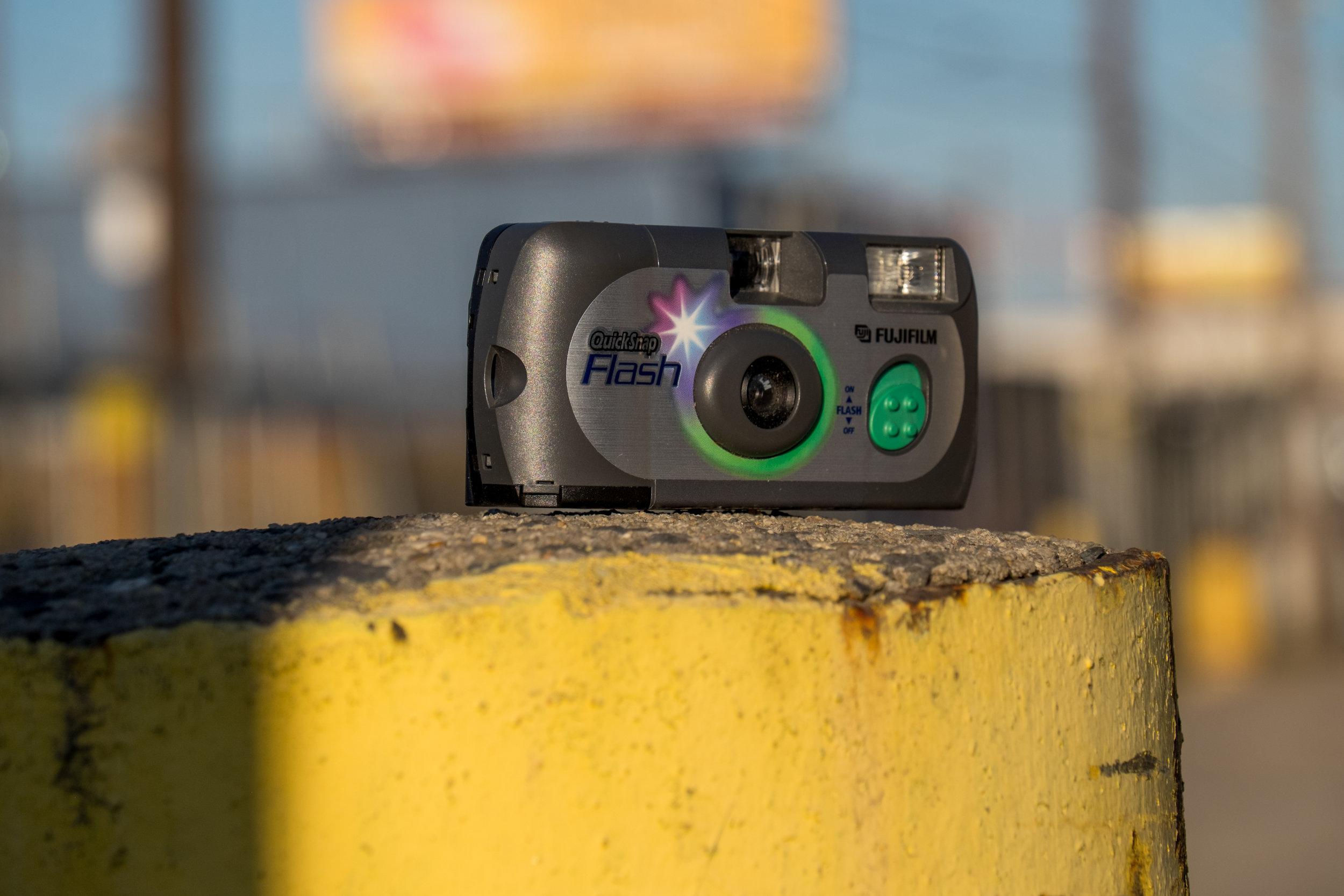 2.The FuijiFilm QuickSnap Flash Camera.jpg