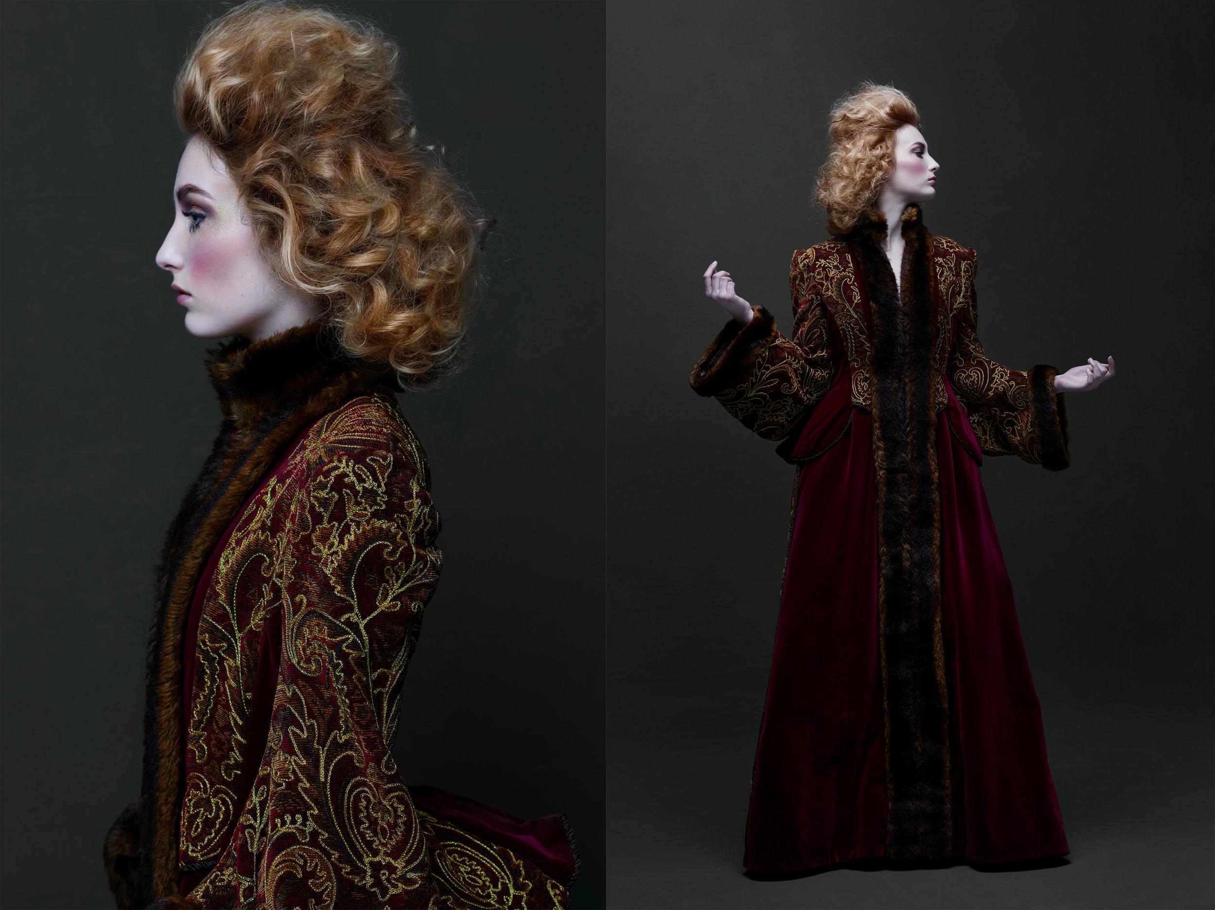 The Russian dress