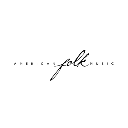 American Folk Music Logo