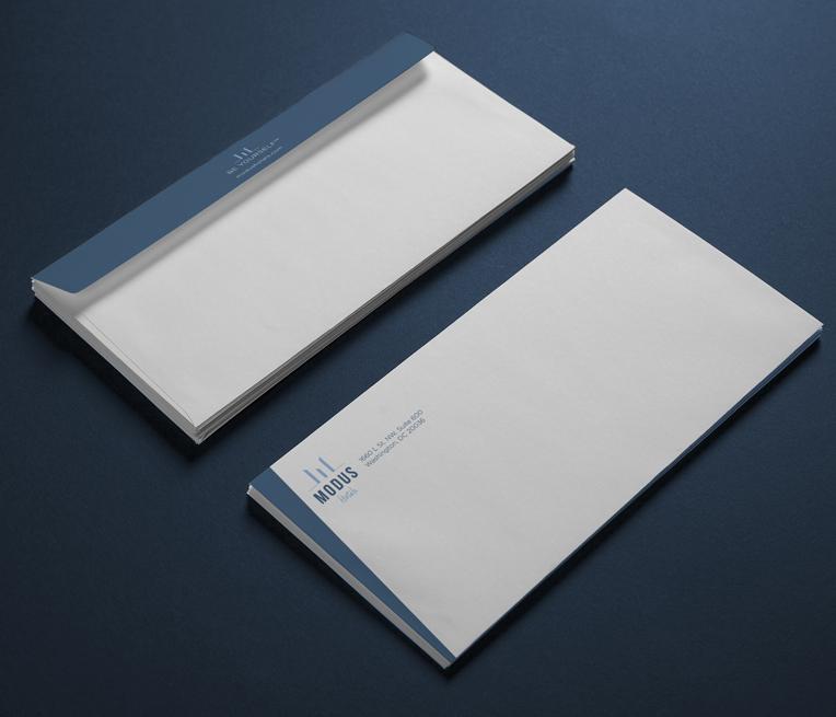 Modus Envelopes