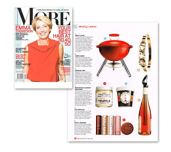More Magazine Feature