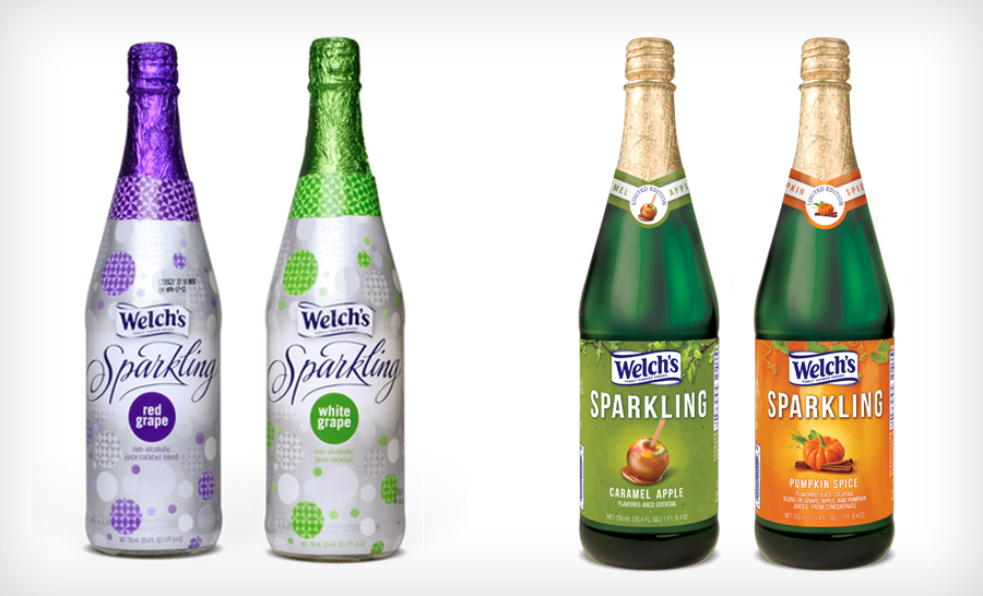Welchs Target and Fall Packaging