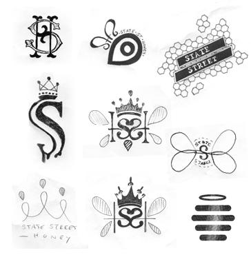 Sampling of Sketches