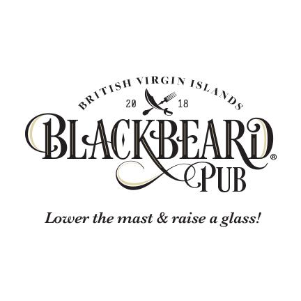 Blackbeard Pub BVI Logo