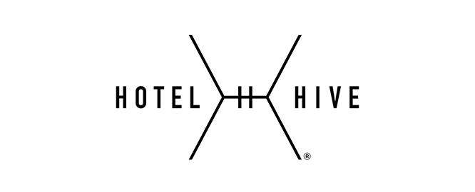 Hotel Hive Branding