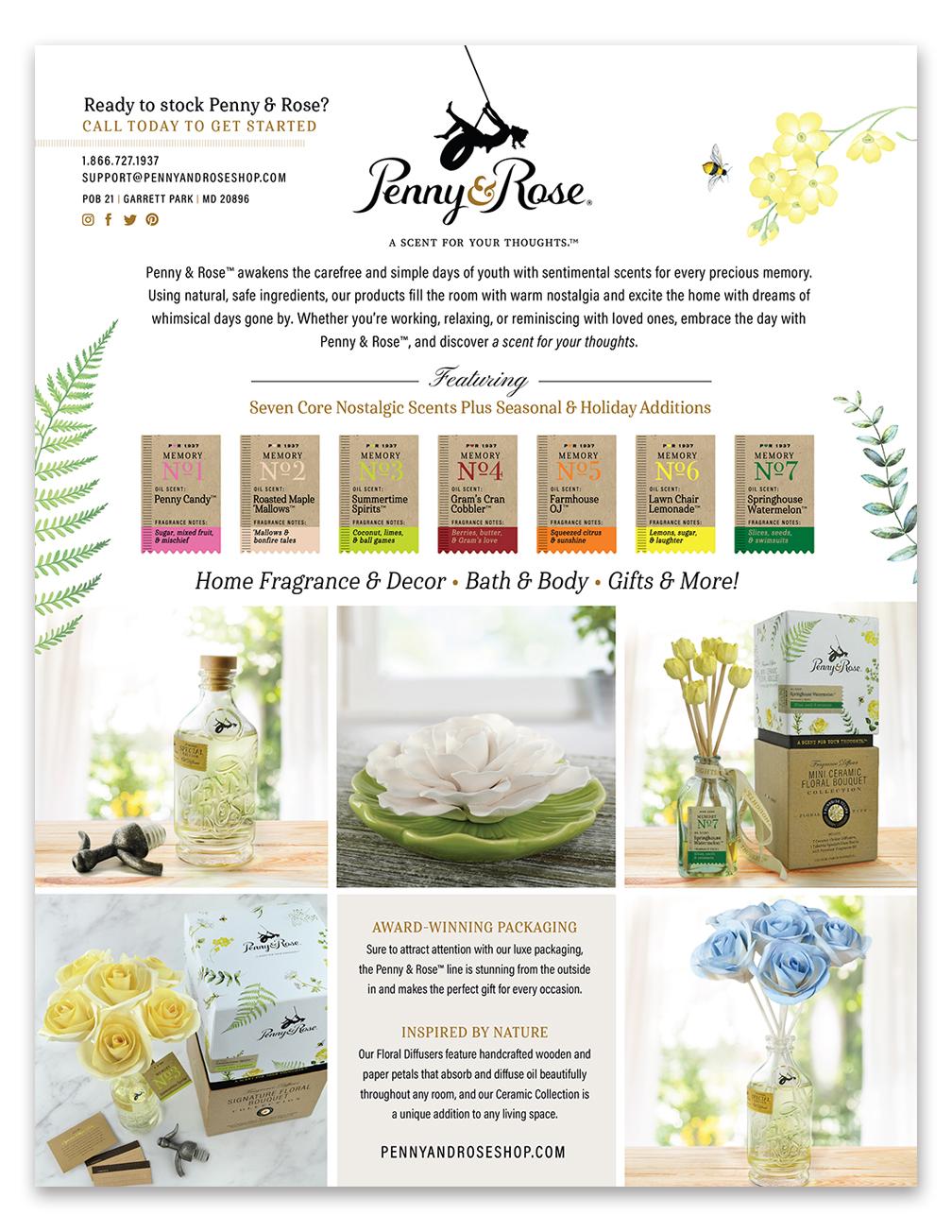 Penny Rose Jess Glebe Design