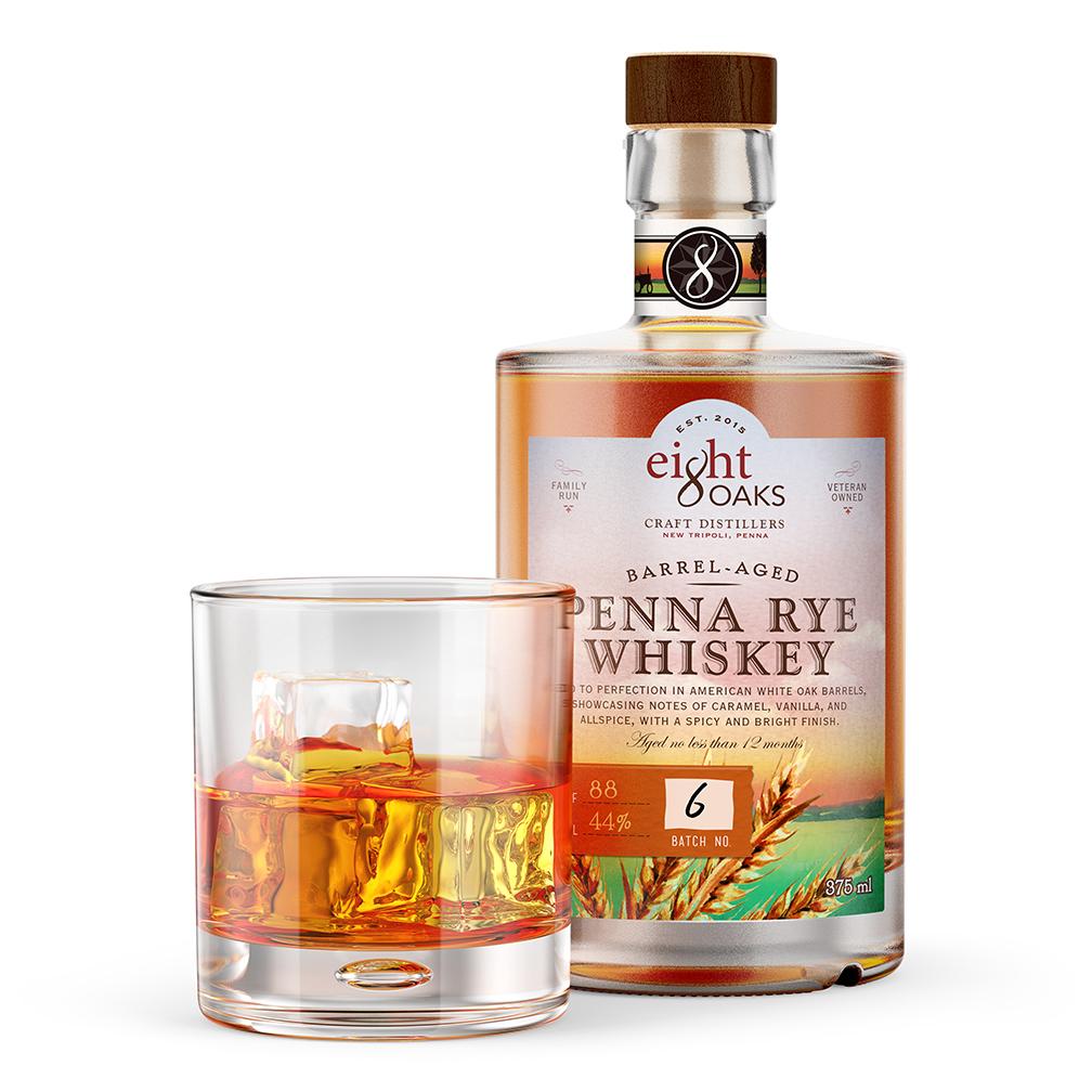View Eight Oaks Distillers
