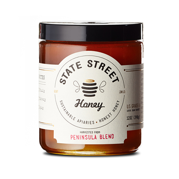 View State Street Honey