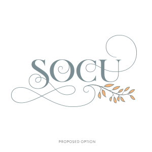SOCU Southern Kitchen and Oyster Bar Logo Design