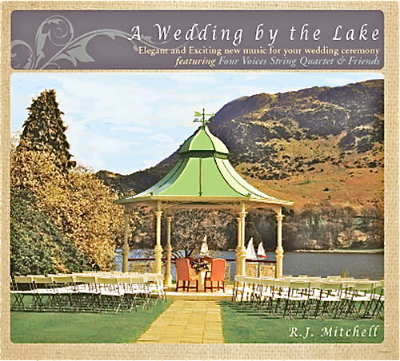 A Wedding By The Lake - CD Cover