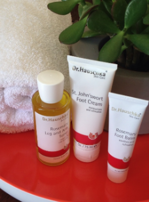 Dr. Hauschka products that will not disappoint!