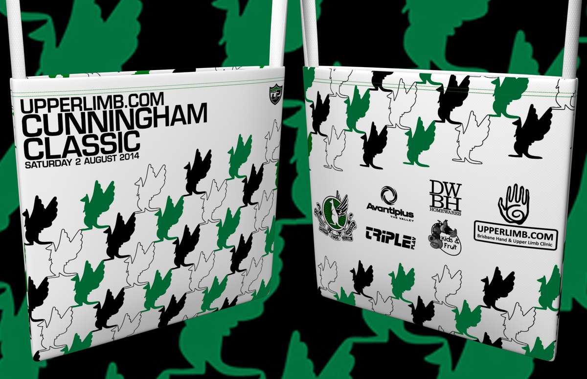 Get the conversation started - everyone will want to know how you came to own a limited edition upperlimb.com Cunningham Classic musette!